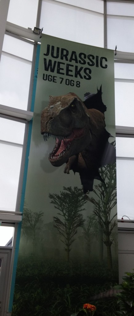 Jurassic weeks