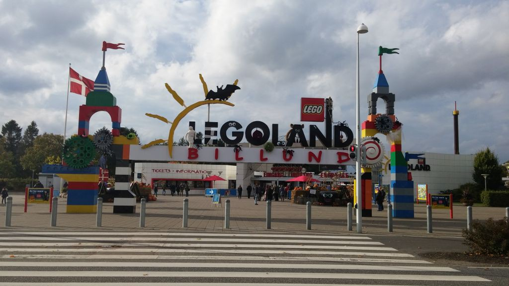 2016 Legolandin Halloween