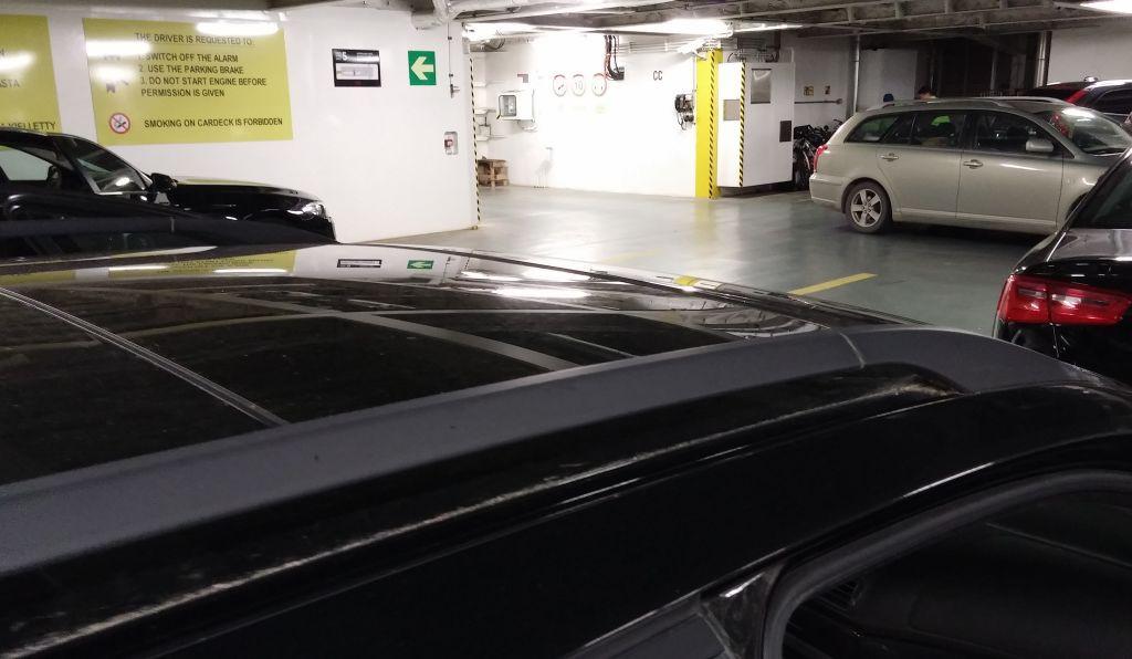 Autolla Tanskaan11