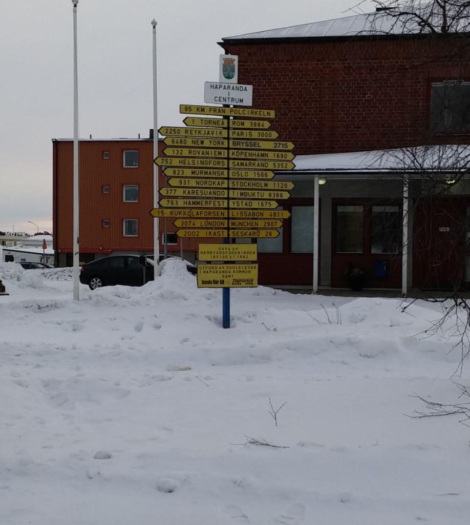 Pohjoisen talvi