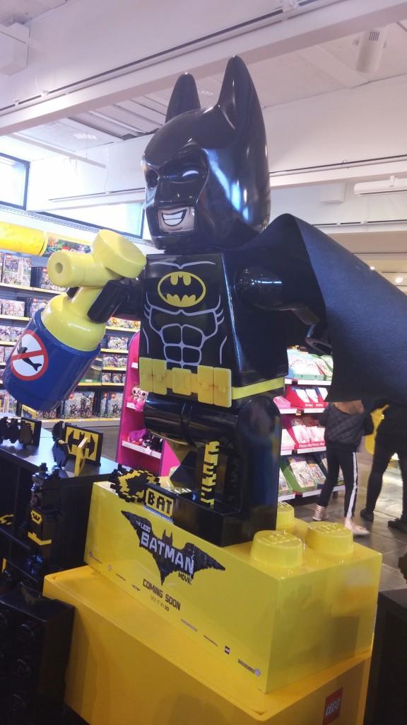 Lego Batman tapahtuma