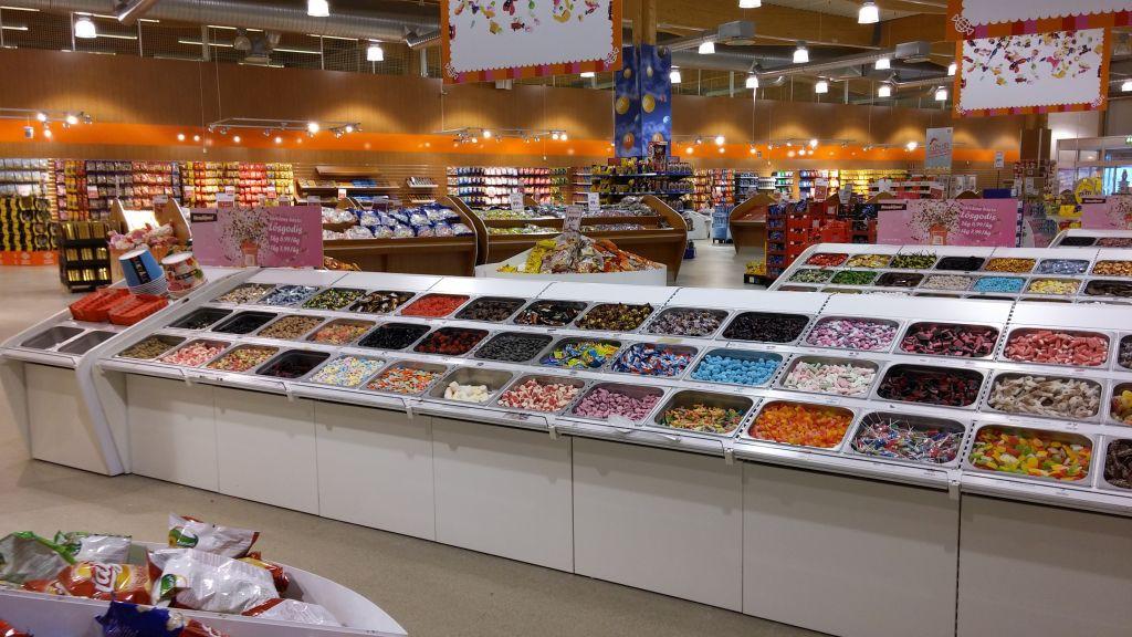 Haaparannan Candy World02